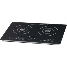 SANKI Double-Hob Induction Cooker (Built-In / Free-Standing 2-in-1)
